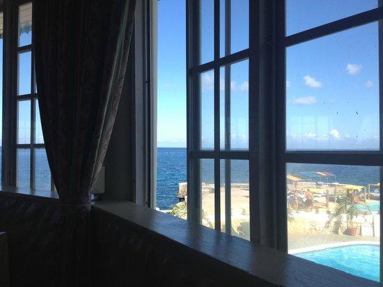 Samsara Cliffs Resort : view from a room