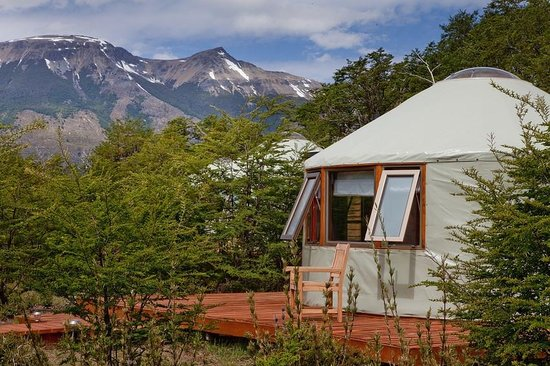 Patagonia Sur Reserves - Valle California: Six eco-friendly yurts