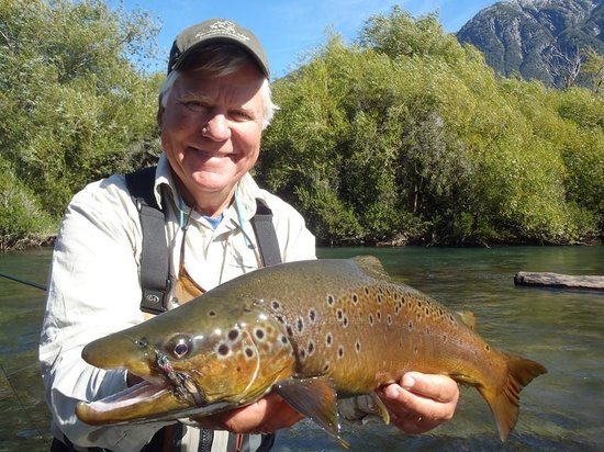 Patagonia Sur Reserves - Valle California: World-class fly fishing