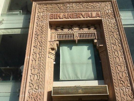 Bikanervala : Frontage