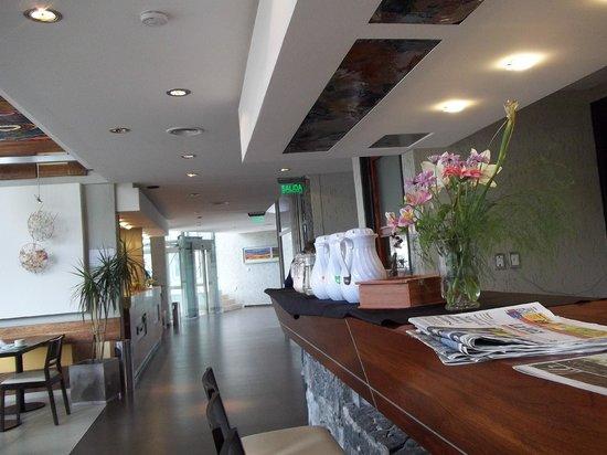 Tres Pircas Hotel & Spa: barra