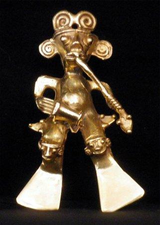 Galeria Namu: Shaman Gold