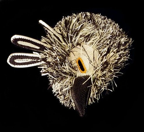 Galeria Namu : Emberá Woven Masks