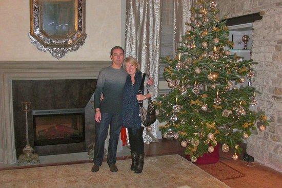 Hotel Brunelleschi: Recepción