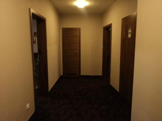 1.Republic: ingresso della suite