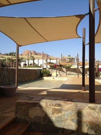 Le Meridien Dahab Resort: piscinas