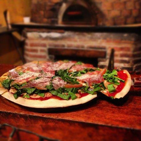 Osteria 10 : Pizza Dantesca