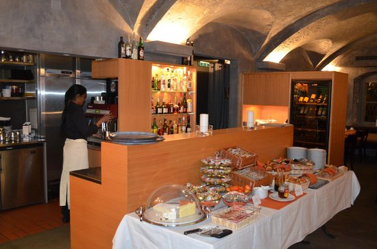 Best Western Plus Hotel Zuercherhof : Breakfast - sumptous and inviting