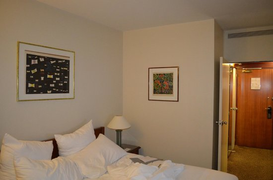 Best Western Plus Hotel Zuercherhof : The room