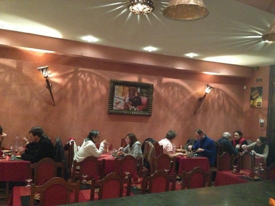 Restaurant Marrakech: le beau cadre ! bravo!