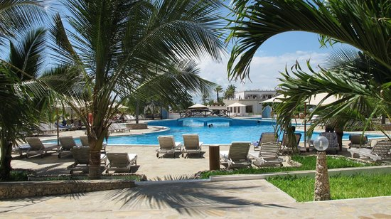 Club Valtur Twiga Beach: Piscina