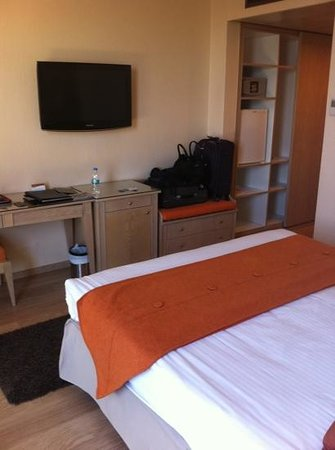 Kalyon Hotel Istanbul: bedroom