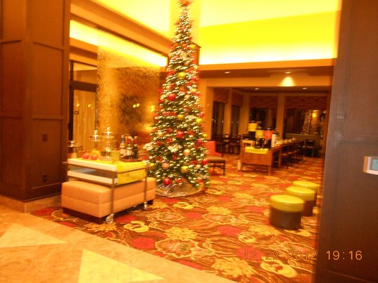 Hilton Garden Inn Pittsburgh/Cranberry: Gorgeous lobby