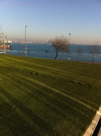 Kalyon Hotel Istanbul: Marmara Sea view