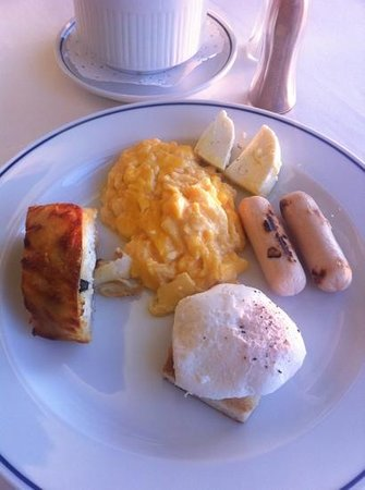 Kalyon Hotel Istanbul: some of the breakast selection
