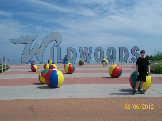 Riviera Resort & Suites: Our 2012 vacation to Wildwood