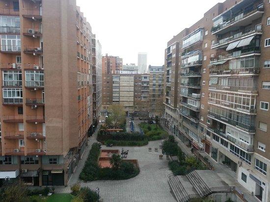AC Hotel Cuzco: view form 5th floor