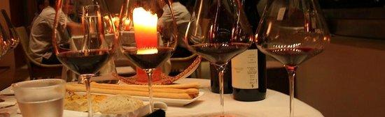 Vineria: SPEISEN und erlesene WEINE