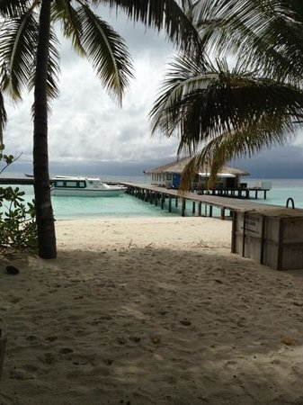 Eriyadu Island Resort: dive school
