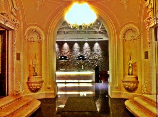 โรงแรมพาลาซโซซิชชี: reception