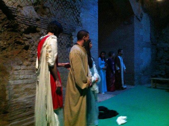 Teatro Greco-Romano: Spettacoli al teatro romano