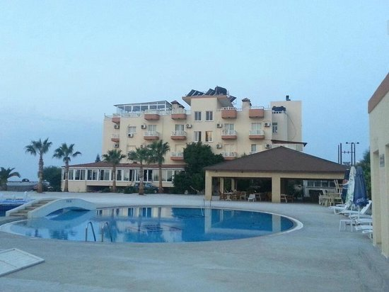 Exotic Hotel, North Cyprus: Exotic Hotel