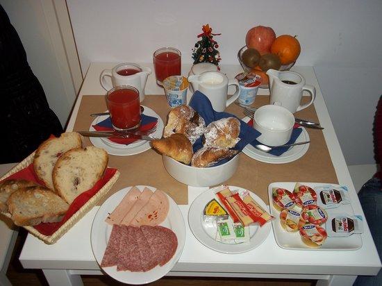 QuodLibet: colazione servita in camera