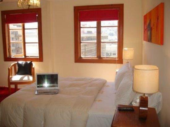 Garivalpo Bed and Breakfast: Habitacion Polanco