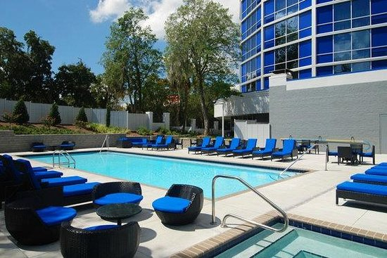 Four Points by Sheraton Tallahassee Downtown : Pool