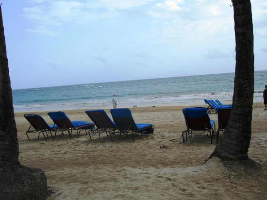 The Ritz-Carlton, San Juan: Beach