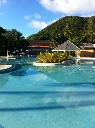 St. Lucian by Rex Resorts: main pool