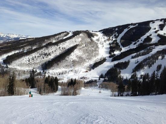 Westin Riverfront Resort & Spa: beaver creek ski resort