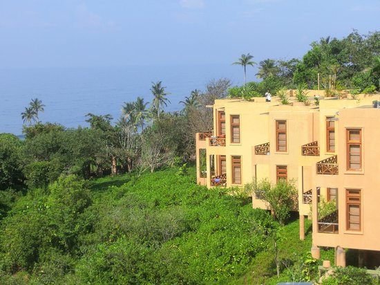 Barberyn Beach Ayurveda Resort : Anlage