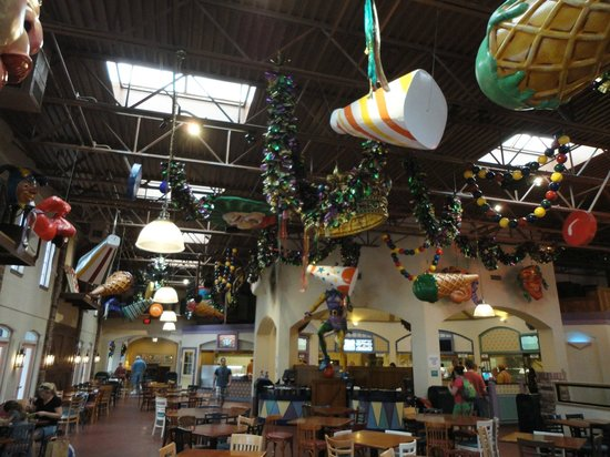 Disney's Port Orleans Resort - French Quarter : hôtel