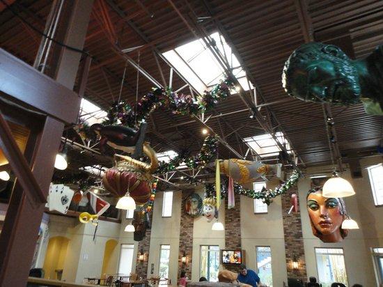 Disney's Port Orleans Resort - French Quarter : salle