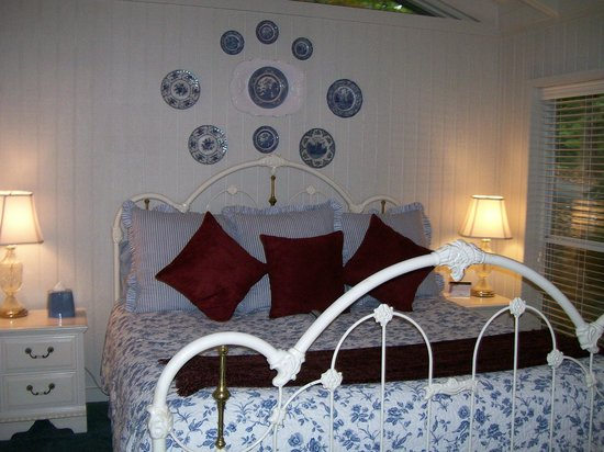 Beaver Lake Cottages: Wonderful Sleep Number Bed