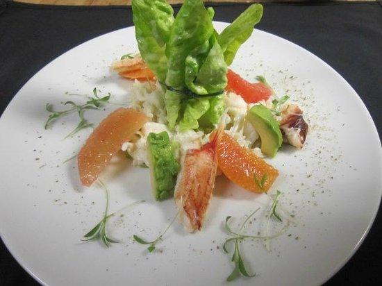 Artisan Bistro: Rab Salad