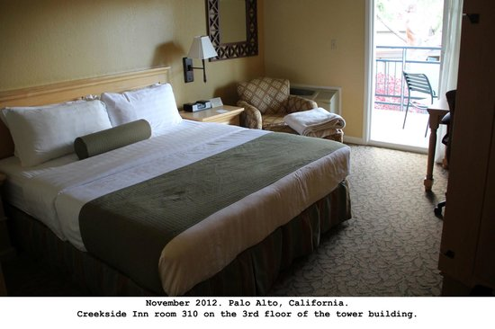 Creekside Inn: Room 310