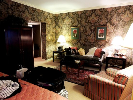 Carnegie Inn & Spa: Room 9