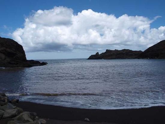 St Helena Island: Sandy Bay