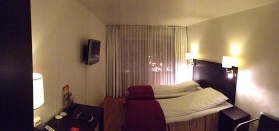 Thon Hotel Tromso : Zimmer 259