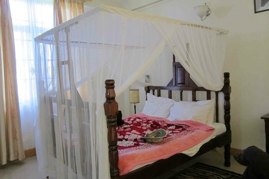 Tumaini Cottage: Bed