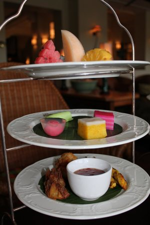 Raffles Grand Hotel d'Angkor: Afternoon Tea
