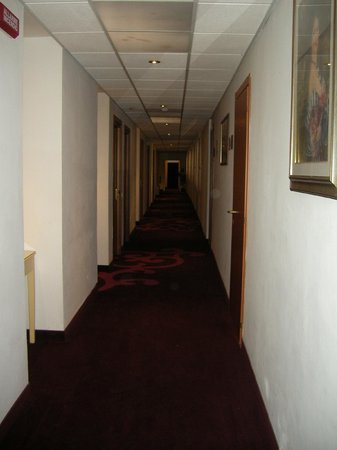 Stella Alpina Edelweiss: Hotel Corridor