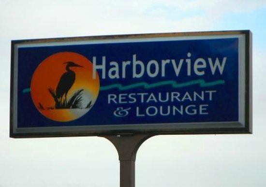 Holiday Inn Charleston Riverview : Harborview signage
