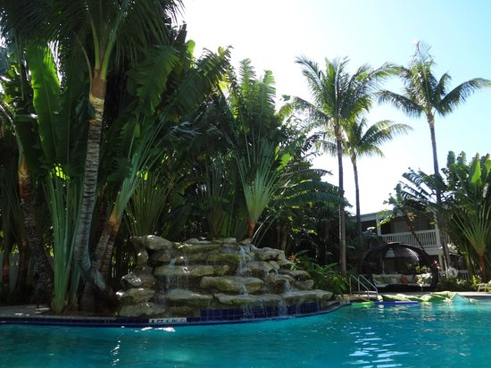 The Inn at Key West: large , tropical pool area