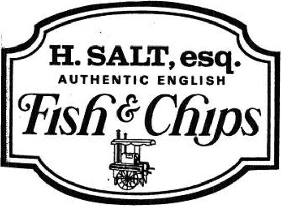 H salt esq fish chips temple city restaurant avis for Fish and chips salt lake city