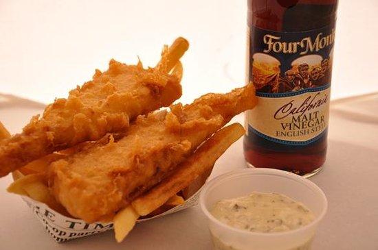London special picture of h salt esq fish chips for H salt fish