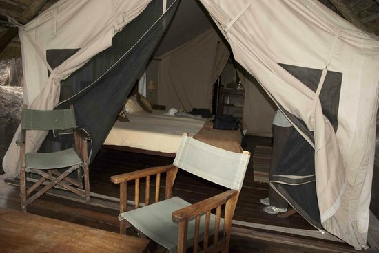 Maweninga Camp: Tent