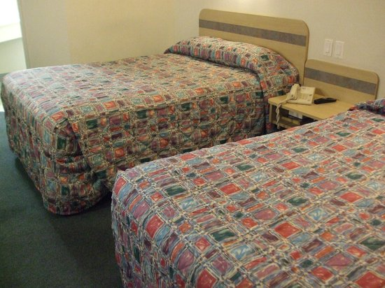 Motel 6 Moab: Beds